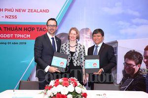 ENZ trao học bổng Chính phủ bậc trung học đầu tiên cho học sinh Việt Nam