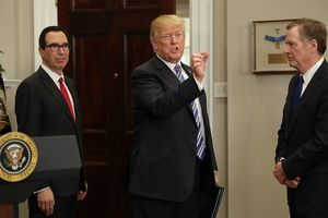 'Mỹ tính dỡ thuế quan cho hàng Trung Quốc để thúc đẩy đàm phán'