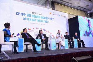 CPTPP: Biến sức ép thành cơ hội