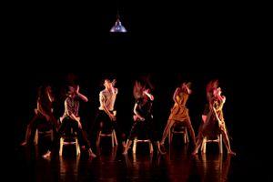 Tái diễn vở múa đương đại 'Cà phê Sài Gòn'