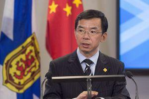 Đại sứ Trung Quốc sẵn sàng 'trả đũa' Canada vì bị 'đâm sau lưng' vụ Huawei