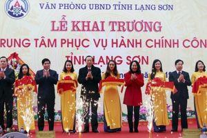 Lạng Sơn: Đồng loạt các sự kiện quan trọng diễn ra trong một ngày