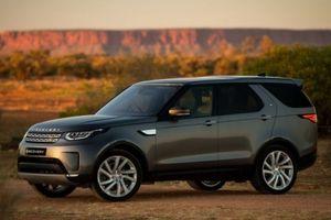 Land Rover Discovery Anniversary Edition độc quyền tại Anh, giá từ 1,8 tỷ VNĐ