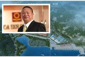 Ông Lê Phước Vũ đổ bao nhiêu tiền vào dự án thép Cà Ná?