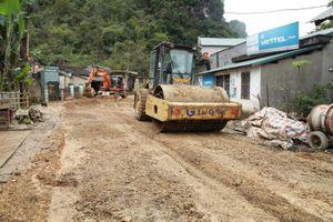 Cao Bằng: Đẩy nhanh tiến độ cải tạo, sửa chữa Quốc lộ 4A