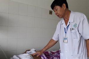 Cứu sống bệnh nhân bị đâm thủng thận