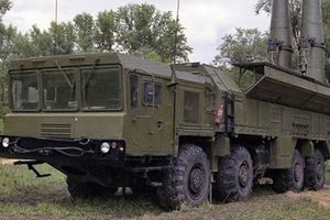 Nga triển khai tên lửa Iskandar áp sát biên giới với Mông Cổ và Ukraina