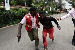 Kenya bắt giữ 2 nghi phạm vụ tấn công khách sạn làm 21 người chết