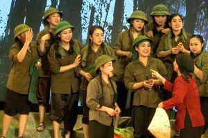 Kịch hát 'Hoa lửa Truông Bồn' ra mắt công chúng dịp Tết Kỷ Hợi