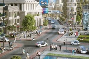 Tầm nhìn của Bosch đối với thành phố thông minh