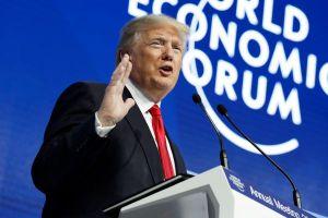 Tổng thống Mỹ Donald Trump hủy kế hoạch tới Davos dự WEF 2019