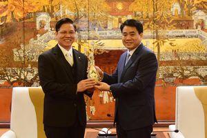Ghi nhận sự đồng hành của các tôn giáo đối với sự phát triển của Thủ đô
