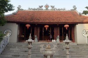 Làng lưu giữ văn hóa tâm linh của người Việt