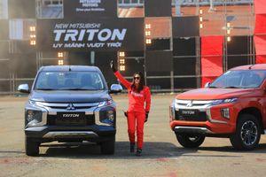 Chi tiết bán tải Mitsubishi Triton 2019 vừa ra mắt tại VN