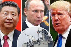 Nga - Trung cùng cảnh báo chiến lược phòng thủ tên lửa của Mỹ gây chạy đua vũ trang nguy hiểm