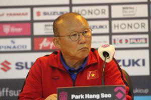 HLV Park Hang Seo tự tin biết cách hóa giải sức mạnh của Jordan