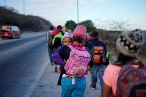 Con đường khổ ải đến miền đất hứa của dòng người di cư từ Honduras