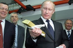 Nga vượt Trung Quốc thành nước trữ vàng thứ 5 thế giới sau trừng phạt