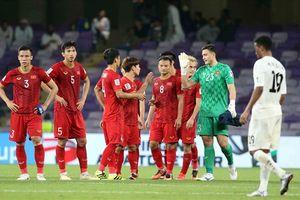 Những cầu thủ Việt Nam từng đối đầu Jordan ở vòng loại Asian Cup 2019