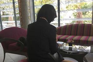 Vợ cựu Chủ tịch Interpol Trung Quốc xin tị nạn tại Pháp