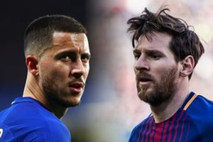 Hazard đã đạt đến 'cảnh giới' của Messi?