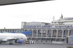 Sân bay Damascus thành vùng đất cấm với Không quân Israel