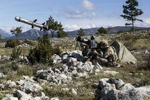 Tên lửa Pháp hoàn thành thử nghiệm tại Syria