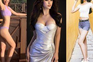 18 tuổi: Tiểu Vy 'nghiện' mặc quần ngắn, váy xẻ ngực