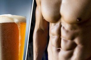 Bí quyết giúp các chàng thoát 'bụng bia' nhanh chóng