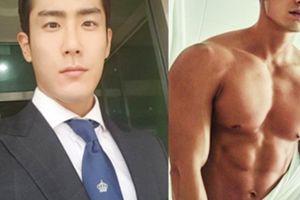 5 ông hoàng phòng gym Hàn Quốc có thân hình khiến chị em mê mệt