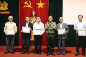 CA hưu Q. Hải Châu góp phần xây dựng khối đoàn kết toàn dân