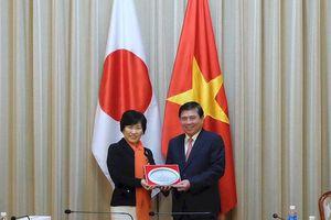 Nhật Bản hỗ trợ TPHCM đào tạo lao động