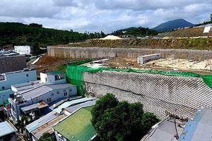 Cưỡng chế bức tường dự án Đồi Xanh - Marina Hill