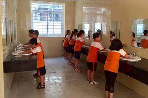 Sở GD&ĐT nêu hạn chế trong công tác vệ sinh trường học
