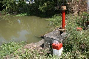 Tiền Giang: Phát hiện thi thể phân hủy nổi trên kênh nước