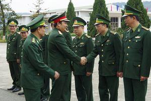 Lãnh đạo Hội Phụ nữ Việt Nam và Bộ Tư lệnh Quân khu 2 thăm, chúc tết BĐBP tỉnh Lào Cai