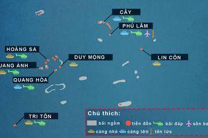 45 năm Trung Quốc cưỡng chiếm Hoàng Sa của Việt Nam: Tham vọng chưa dừng lại