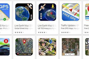 Cẩn thận ứng dụng định vị GPS giả trên Google Play