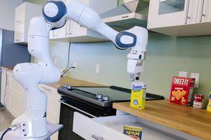 Nhà bếp Ikea giúp robot 'học' cách làm việc như con người