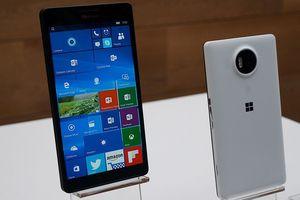 Microsoft chốt ngày ngừng hỗ trợ Windows 10 Mobile