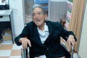 Lấy xương heo mắc trong thực quản của cụ ông 105 tuổi