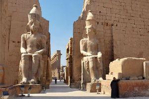'Thiên đường du lịch' trong dĩ vãng Ai Cập