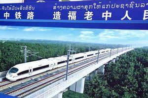 Lào sẽ ngập trong nợ do dự án đường sắt cao tốc do Trung Quốc xây dựng?