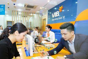 Năm 2018, thu từ dịch vụ và hoạt động khác tăng vọt, 'đẩy' lãi VIB tăng 95%