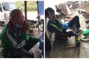 Chết cười với ảnh phiên bản đời thường của ĐT Việt Nam: Văn Toàn làm thợ xây, thầy Park an nhiên uống trà đá