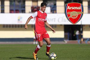CHUYỂN NHƯỢNG (19/1): Arsenal nhắm 'thần đồng' Bồ Đào Nha, Real sắp có tân binh