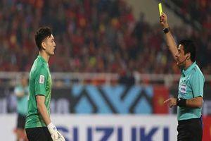 Trọng tài Iran bắt chính trận Việt Nam vs Jordan