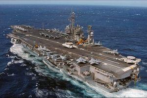Bộ trưởng Hải quân Mỹ: Mỹ có thể đưa tàu sân bay tới eo biển Đài Loan!