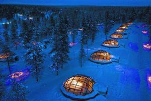 10 'khách sạn thiên đường' nổi tiếng thế giới