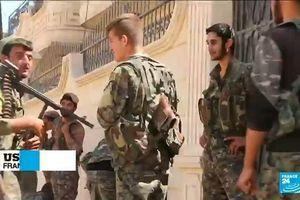 Dân quân người Kurd liên tục tấn công lực lượng 'nổi dậy' được Ankara hậu thuẫn
